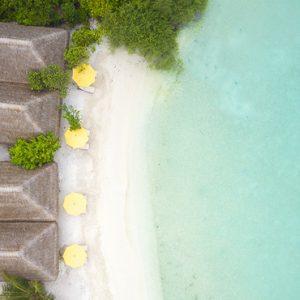 Beach Villas Dhigufaru Island Resort Maldives Honeymoons
