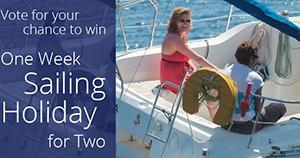 British Travel Awards Sailing Holiday