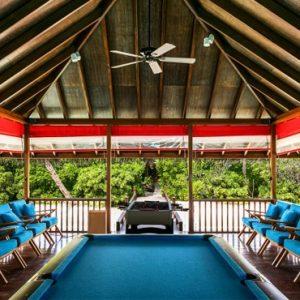 Games Area Dhigufaru Island Resort Maldives Honeymoons