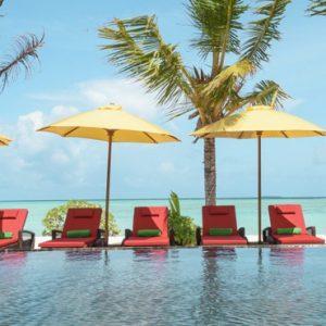 Pool 2 Dhigufaru Island Resort Maldives Honeymoons