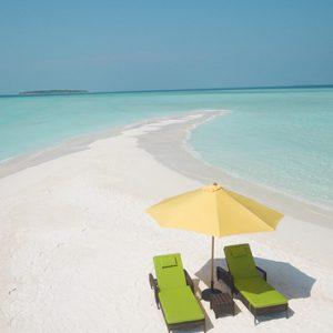 Sandbank 2 Dhigufaru Island Resort Maldives Honeymoons