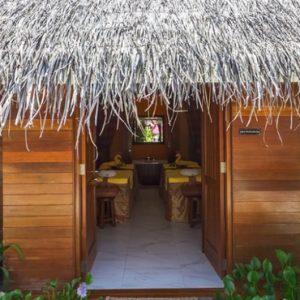Spa 2 Dhigufaru Island Resort Maldives Honeymoons
