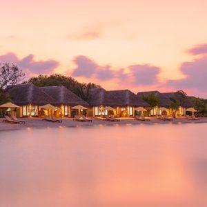 Sunset Dhigufaru Island Resort Maldives Honeymoons