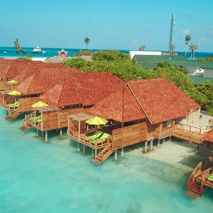 Water Villas Dhigufaru Island Resort Maldives Honeymoons