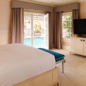 5Bungalow 5 - beverly hills hotel - luxury los angeles honeymoon packages