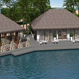 Aroma - Luxury Maldives Honeymoons - Kandima Island Resort