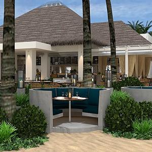 Azure - Luxury Maldives Honeymoons - Kandima Island Resort