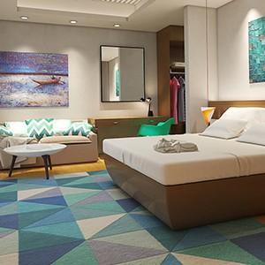 Beach and Sky Studio 2 - Luxury Maldives Honeymoons - Kandima Island Resort