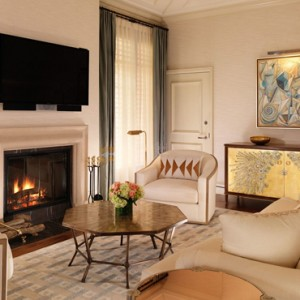 Bungalow 5 - beverly hills hotel - luxury los angeles honeymoon packages