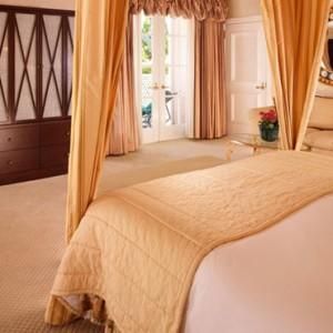 Bungalow Suite 5 - beverly hills hotel - luxury los angeles honeymoon packages