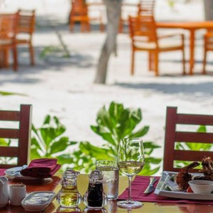 Furaveri Island Resort and Spa - Maldives Honeymoon Packages - Jaafaeiy Restaurant