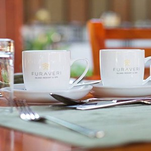 Furaveri Island Resort and Spa - Maldives Honeymoon Packages - Jaafaeiy Restaurant interior