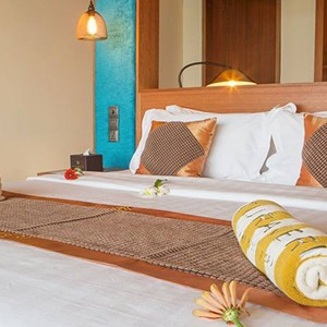 Furaveri Island Resort and Spa - Maldives Honeymoon Packages - Water Villa Room