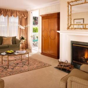 Grand Bungalow suite - beverly hills hotel - luxury los angeles honeymoon packages
