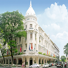 Grand Hotel Saigon - Vietnam Honeymoon - thumbnail