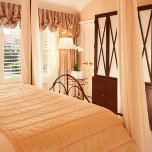 Grand Premier bungalow Suite - beverly hills hotel - luxury los angeles honeymoon packages