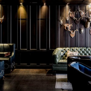 Los Angeles Honeymoon Packages Hollywood Roosevelt Hotel Library Bar