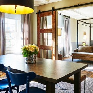 Los Angeles Honeymoon Packages Hollywood Roosevelt Hotel Roosevelt Suite 4