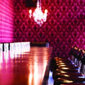 Los Angeles Honeymoon Packages Hollywood Roosevelt Hotel Bar