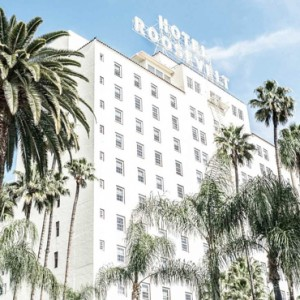 Los Angeles Honeymoon Packages Hollywood Roosevelt Hotel Exterior