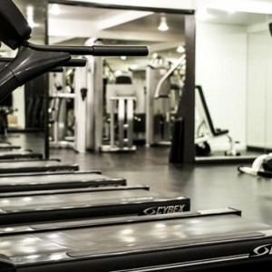 Los Angeles Honeymoon Packages Hollywood Roosevelt Hotel Gym