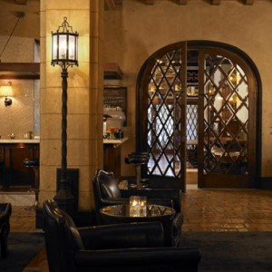Los Angeles Honeymoon Packages Hollywood Roosevelt Hotel Lounge
