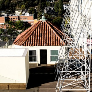 Los Angeles Honeymoon Packages Hollywood Roosevelt Hotel Rooftop