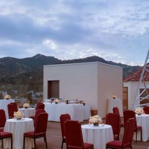 Los Angeles Honeymoon Packages Hollywood Roosevelt Hotel Wedding