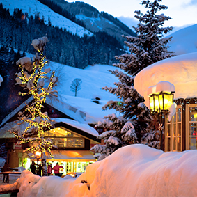 Luxury Austria Ski Honeymoon - Skimoons