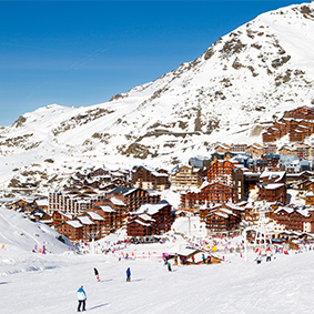 Luxury France Ski Honeymoon - Skimoons