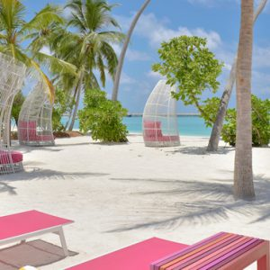 Luxury Maldives Holiday Packages Kandima Maldives Beach 2