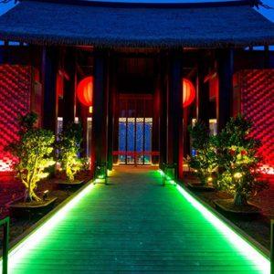Luxury Maldives Holiday Packages Kandima Maldives Dining 11