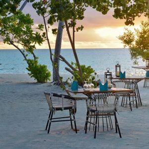 Luxury Maldives Holiday Packages Kandima Maldives Dining 5