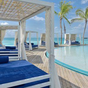 Luxury Maldives Holiday Packages Kandima Maldives Pool