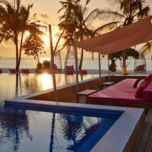 Luxury Maldives Holiday Packages Kandima Maldives Pool 2