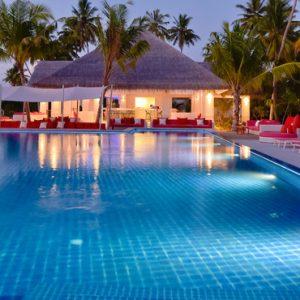 Luxury Maldives Holiday Packages Kandima Maldives Pool 4