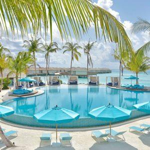 Luxury Maldives Holiday Packages Kandima Maldives Pool 5