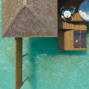 Luxury Maldives Holiday Packages Kandima Maldives Water Villa