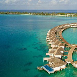 Luxury Maldives Holiday Packages Kandima Maldives Water Villa 2