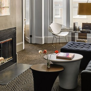 Luxury San Francisco Honeymoon Packages Hotel Zeppelin San Francisco Deluxe Suite