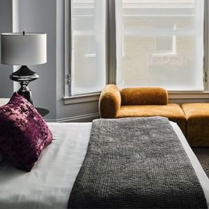 Luxury San Francisco Honeymoon Packages Hotel Zeppelin San Francisco Deluxe Suite 2