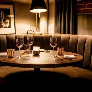 Luxury San Francisco Honeymoon Packages Hotel Zeppelin San Francisco Dining 5