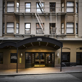 Luxury San Francisco Honeymoon Packages Hotel Zeppelin San Francisco Thumbnail