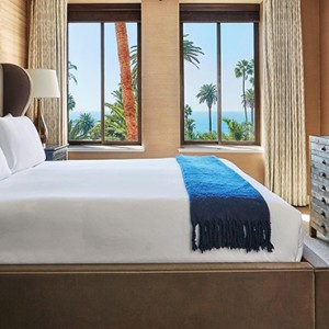 Mirimar Suite 2 - Fairmont Miramar Hotel and Bungalows - luxury los angeles honeymoon packages