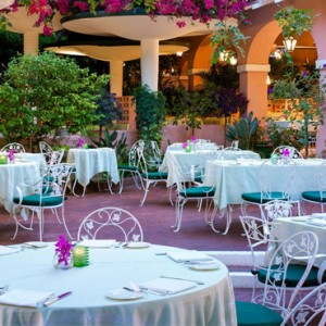 Polo - beverly hills hotel - luxury los angeles honeymoon packages