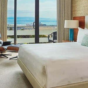 Premier Ocean View - Fairmont Miramar Hotel and Bungalows - luxury los angeles honeymoon packages