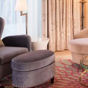 Premier Suite 2 - beverly hills hotel - luxury los angeles honeymoon packages