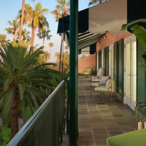 Presidential Suite 4 - beverly hills hotel - luxury los angeles honeymoon packages
