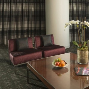 Producers Suite 2 - Loews Hollywood Hotel - luxury los angeles honeymoon packages