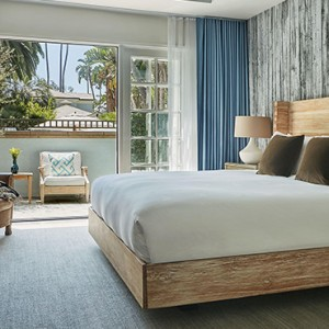 Signature Bungalow 6 - Fairmont Miramar Hotel and Bungalows - luxury los angeles honeymoon packages